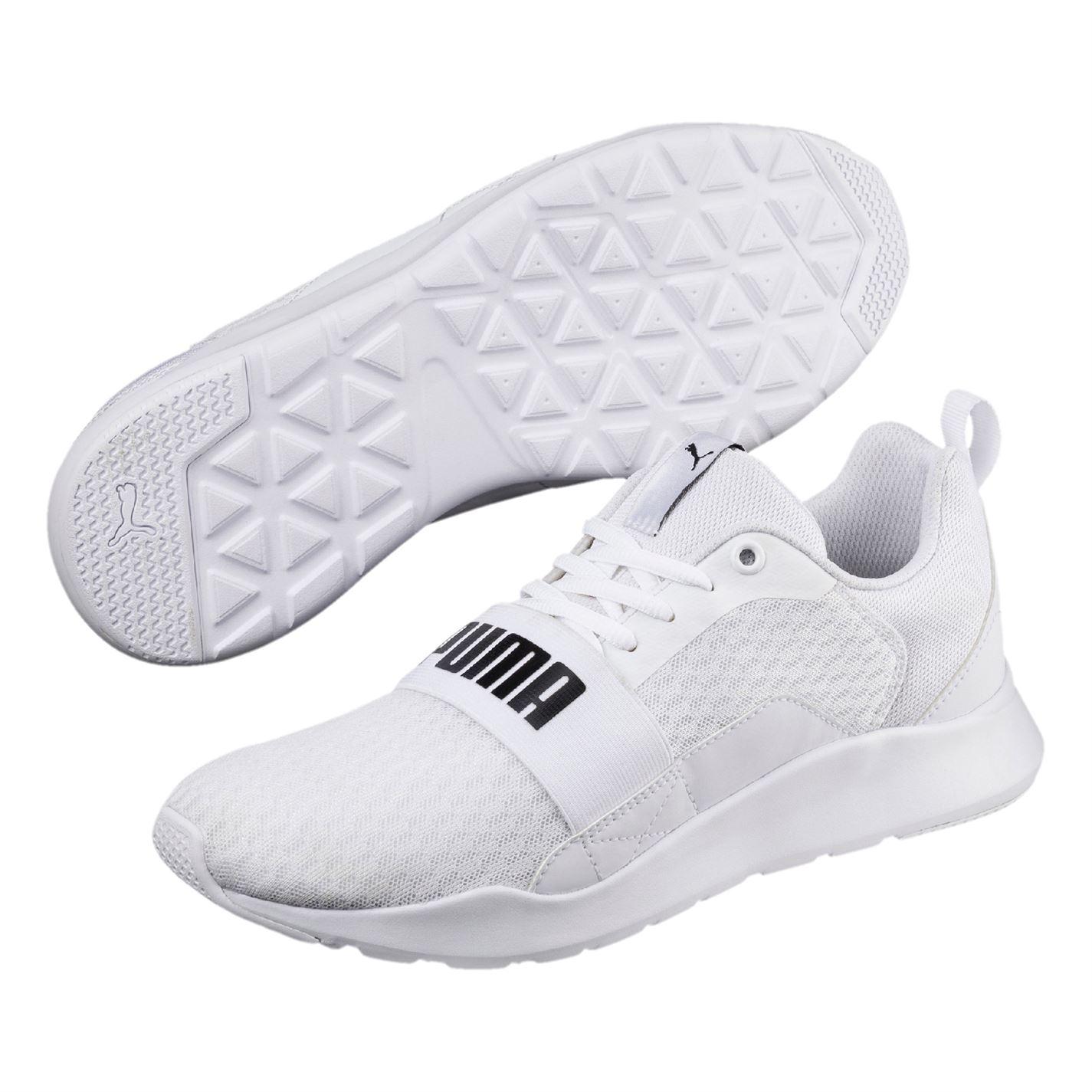 separation shoes 156cc 5f5a6 Puma-cablata-Scarpe-da-ginnastica-Uomo-Gents-corridori-
