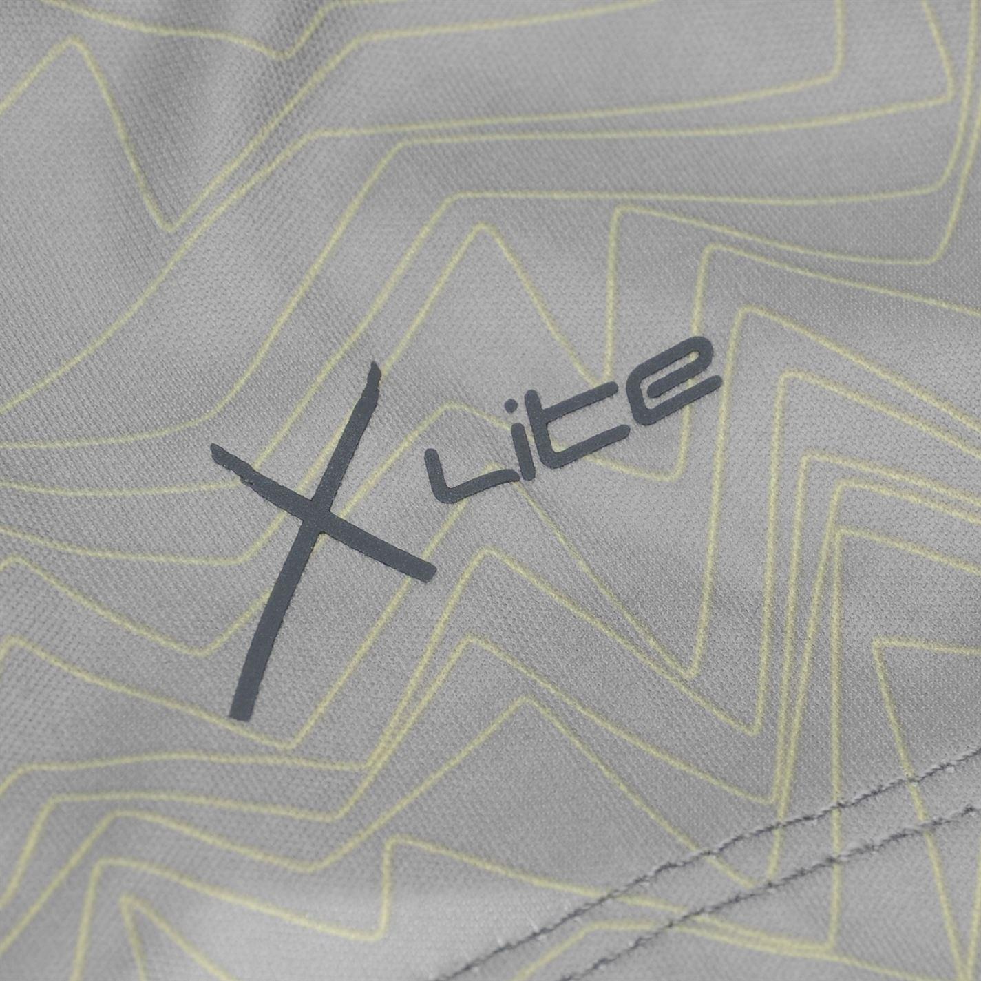 Karrimor-Hombres-X-Lite-Camiseta-mangas-cortas-de-carrera-Rendimiento-Camiseta-Top-Cuello-Redondo miniatura 10