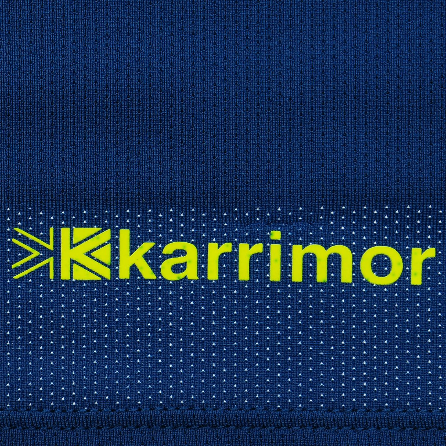 Karrimor-Hombres-X-Lite-Camiseta-mangas-cortas-de-carrera-Rendimiento-Camiseta-Top-Cuello-Redondo miniatura 22