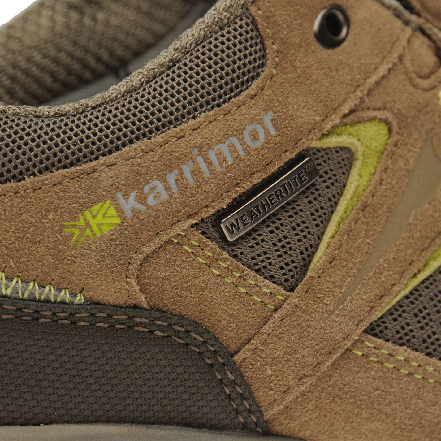 Karrimor-Womens-Mount-Low-Ladies-Walking-Shoes-Waterproof-Laced-Hiking-Trainers thumbnail 21
