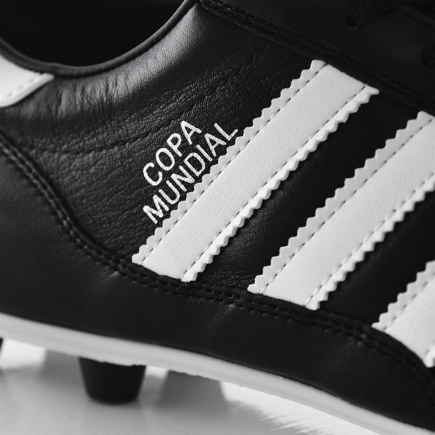 d4e76df8 adidas Copa Mundial FG Training Soccer Football Boots Lace Up Gents Mens 5  5 di 6 ...