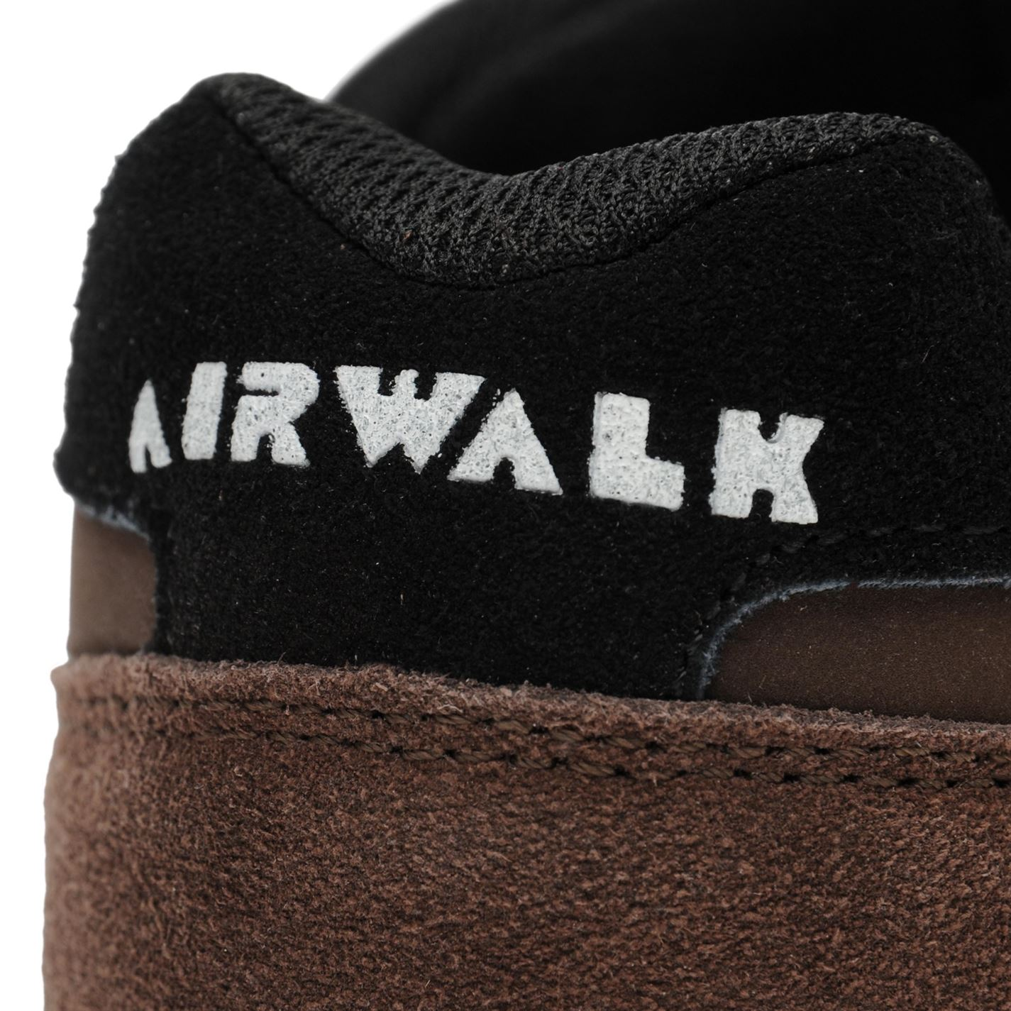 Airwalk-Mens-Brock-Skate-Shoes-Lace-Up-Suede-Accents-Sport-Casual-Trainers thumbnail 20