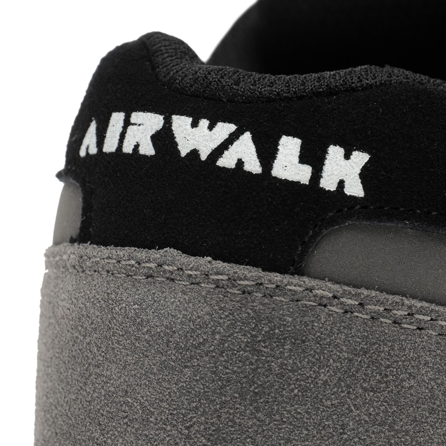 Airwalk-Mens-Brock-Skate-Shoes-Lace-Up-Suede-Accents-Sport-Casual-Trainers thumbnail 26