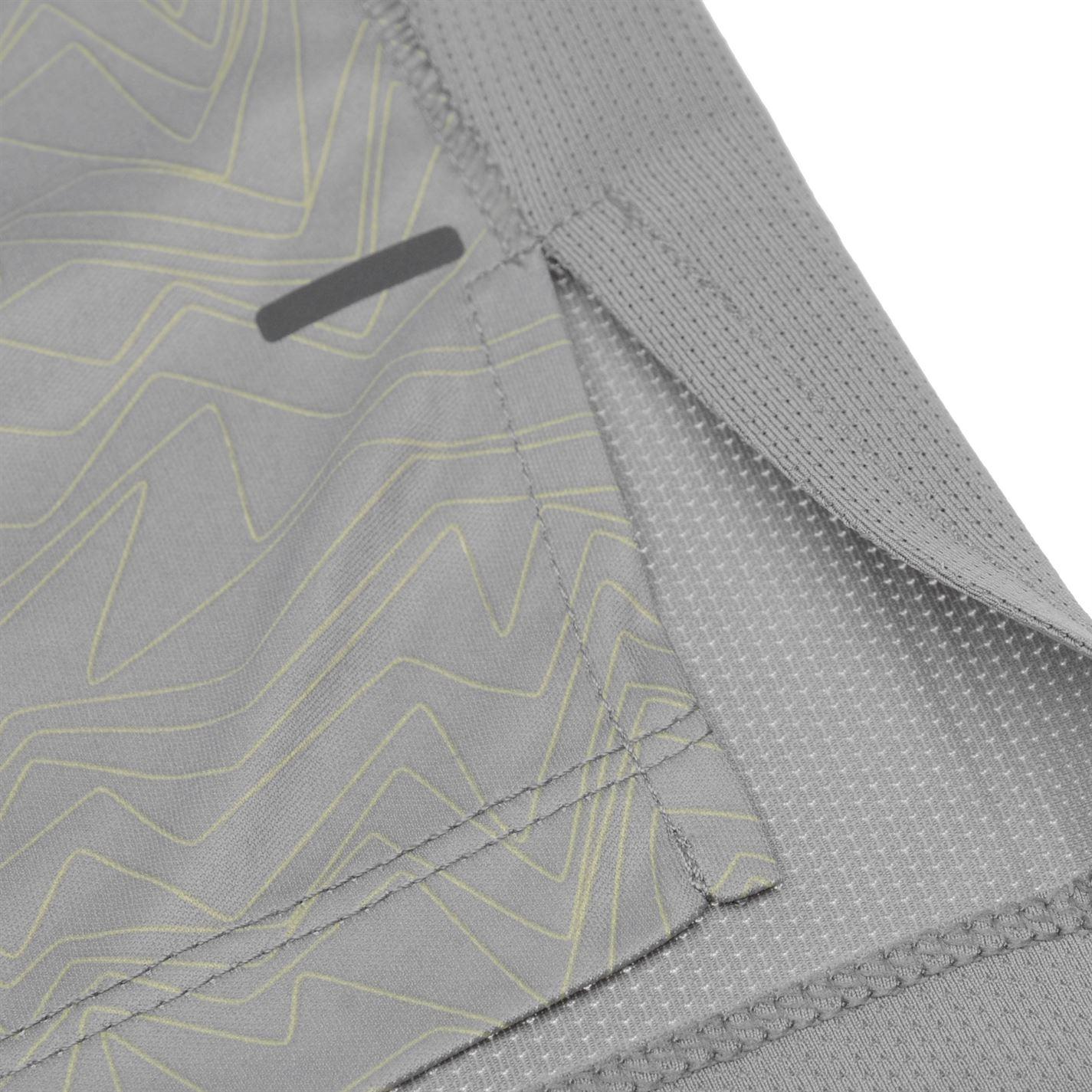 Karrimor-Hombres-X-Lite-Camiseta-mangas-cortas-de-carrera-Rendimiento-Camiseta-Top-Cuello-Redondo miniatura 11