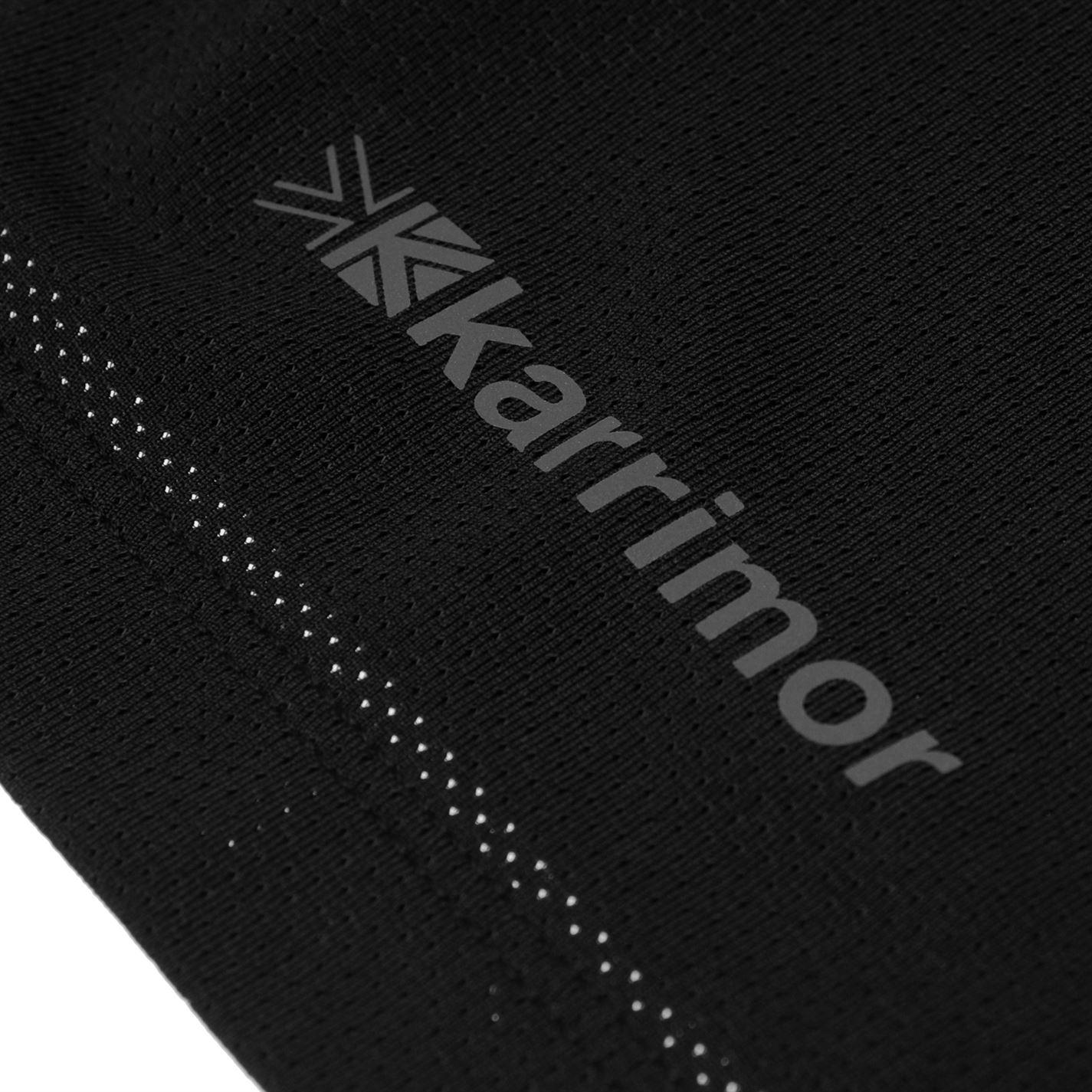 Karrimor-Hombres-X-Lite-Camiseta-mangas-cortas-de-carrera-Rendimiento-Camiseta-Top-Cuello-Redondo miniatura 17